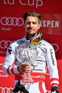 Marcel HIRSCHER gewinnt Gesamt-Weltcup 2017 Snowboard, Rugby, Freestyle, World Cup, Captain America, Skiing, Photos, Superhero, Nordic Skiing