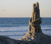 Sandcastles in the air -