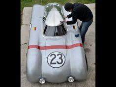 frankfurt flyer | Hand-built Porsche 'Frankfurt Flyer' special up for sale on eBay