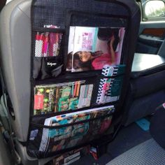 """Hang Up Activity Organizer as a """"mobile office on the go"""". Nice! http://mythirtyone.com/cindymendoza"""