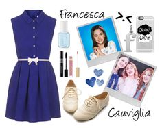 """""""Francesca Style"""" by violetta-leonetta ❤ liked on Polyvore featuring art"""