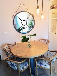 Dining Room Furniture, Wood Tables