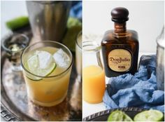 Making the Ultimate Margarita Recipe is easier than you think, only 5 ingredients and you're in Margarita Heaven! It's a winner every time!   joyfulhealthyeats.com
