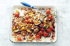 Hier houden wij van je legt alles op de ovenplaat en de oven doet verder het werk - Recept - Allerhande
