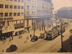Praha * Příkopy * obchody * tramvaj (6750018353) - Aukro - největší obchodní portál