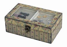 Cute sewing box