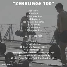 Marine Workout, Army Workout, 100 Workout, Gym Workouts, At Home Workouts, Russian Kettlebell Swing, Kettlebell Swings, Wods Crossfit, Farmers Walk