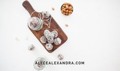 Thermomix Cookbooks, Thermomix Classes & Thermomix Accessories by alyce alexandra. And plenty of Free Thermomix recipes! Raw Bliss Balls, Healthy Desserts, Healthy Recipes, Roasted Almonds, Raw Cacao, Free Blog, Savoury Dishes, No Cook Meals, Homemade
