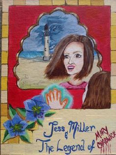 Jess Miller and the Legend of Mary Chadwick. Coming soon to Amazon, Barnes, iBooks