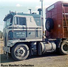 Image result for 1974 kenworth cattle livestock