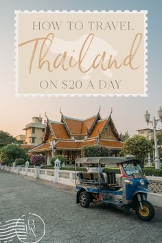 How to Travel Thailand on a Budget Budget Travel, Travel Tips, Great Places, Places To Go, Destin Beach, Krabi, Best Budget, Thailand Travel, Traveling By Yourself
