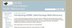 Tons of AVMR Resources