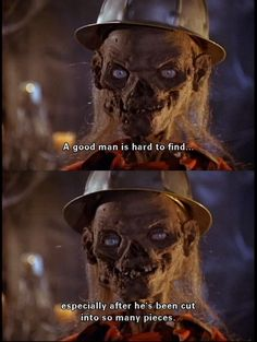 Cryptkeeper humor #talesfromthecrypt