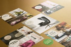 mailing Kranebitter Einrichtungshaus by www.eine-augenweide.com Corporate Design, Magazin Design, Design Studio, Grafik Design, Turntable, Branding Design, Brand Identity Design