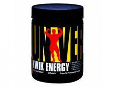 Kwik Energy 60 Tabletes - Universal Nutrition com as melhores condições você encontra no Magazine Krvariedades. Confira!
