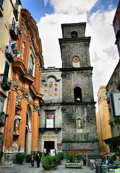 San Lorenzo Maggiore, Naples, Italy