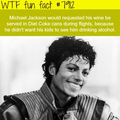 Michael Jackson's facts - WTF fun facts