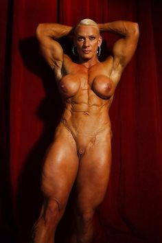girl muscle nua fotos