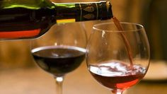 It turns out that animal protein is commonly used in the winemaking process.
