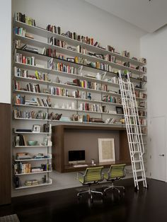 Spaces High Continuous Shelf Design, Pictures, Remodel, Decor and Ideas - page 2