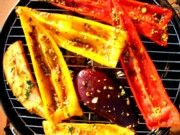 Quick and Easy Barbecue Vegetables, Thai Style: Thai-style Barbecued Vegetables