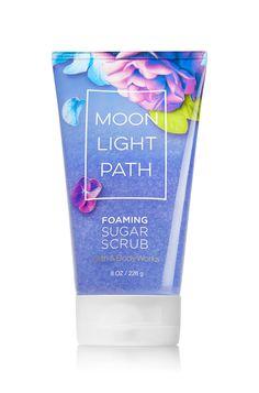 Moonlight Path Foaming Sugar Scrub - Signature Collection - Bath & Body Works