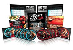 New INSANITY MAX:30 is here and on SALE!!