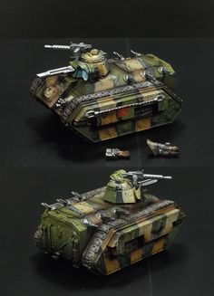 40k Imperial Guard, Chimera, The Grim, Warhammer 40k, Axe, Tanks, Death, Miniatures, Crafty