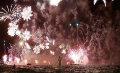 Town in Italy Using Silent Fireworks as a Way of Respecting Their Animals