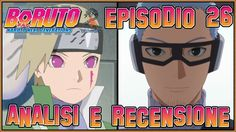 Boruto ITA - Naruto Next Generations  Episodio 26 | Analisi & Recensione