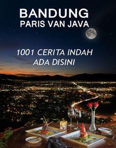 Kota Bandung di Malam hari Bandung City, Paris, Movie Posters, Movies, Montmartre Paris, Films, Film Poster, Paris France, Cinema