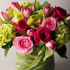 <p>Fresh and youthful pinks and greens make a vibrant statement</p>