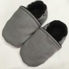 Soft Baby Shoes, Better Posture, Baby Feet, Walking Shoes, One Color, Ankle Strap, Slippers, Etsy Shop, Gray