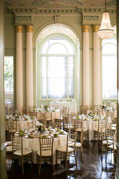 Atlanta wedding ceremony & reception venue: The Atlanta Biltmore, Georgian Ballroom