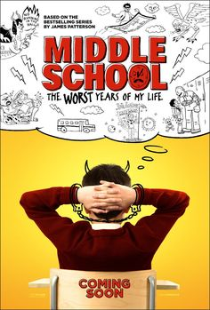 Middle School: The Worst Years Of My Life (2016) Movie Online Free Secret Link Voir you will re-directed to Middle School: The Worst Years of My Life full movie! Instructions : 1. Click http://stream.vodlockertv.com/?tt=4981636 2. Create you free account & you will be redirected to your movie!! Enjoy Your Free Full Movies! ---------------- #middleschool #movie #movies #watchmiddleschooltheworstyearsofmylife #boxoffice