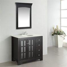 $116.00  Orleans Bath Vanity Mirror
