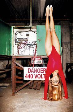 red danger