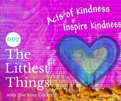 The Littlest Things is a Nonprofit Organization creating random community events of kindness in Carson City and the Carson Valley. They have a petting zoo of animals they care for and foster, and t…