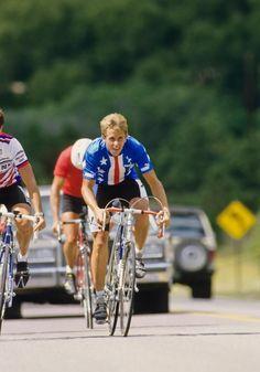 Greg LeMond - UCI Wo