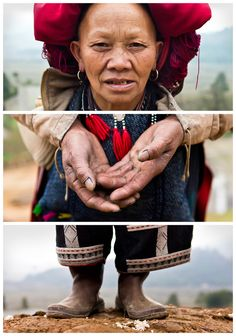 Fotografie ▷ Collections of triptych photographs by Adde Adesokan WANTED: Green Thumbs. Hobby Photography, Digital Photography, Fine Art Photography, Street Photography, Portrait Photography, Narrative Photography, Photography 2017, Editorial Photography, Laos