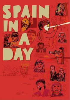 """Basada en el concepto de la película """"Life in a Day"""", dirigida por Kevin Macdonald y producida por Ridley Scott, """"Spain in a Day"""" da vida a la historia de los españoles (en España y el extranjero) con el objetivo de crear una película grabada por ellos mismos, en la que se reflejan también los miedos y los sueños de la España actual para los españoles del mañana, en una época de grandes cambios sociales y culturales. La película social más innovadora creada y rodada por los…"""