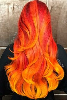 Inspiring Bold Ombre Hair Colors Ideas Trend 2018 24