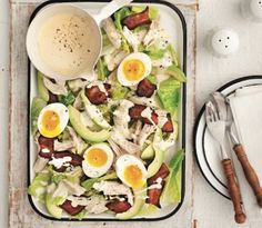 Summer club salad