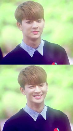 Senyumnya bikin giung #songyunhyeong #yunhyeong #yoyo #ikon #visual #wyd #YG