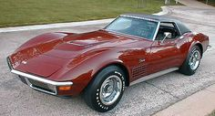 1970 LT1 Corvette