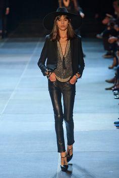 Hedi Slimane for Saint Laurent Paris