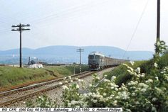 Babadag - 1980 Railroad Tracks, Train, Country, Rural Area, Country Music, Strollers, Train Tracks