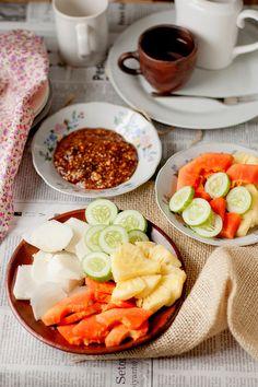 Rujak Buah | Indonesia Fruit Salad