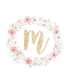 Se afișează documentul Glitter Initial Wall Art - M. Monogram Wallpaper, Alphabet Wallpaper, Cool Wallpaper, Wallpaper Backgrounds, Iphone Wallpaper, Initial Wall Art, Letter Art, Floral Letters, Instagram Highlight Icons