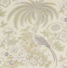 Schumacher Fabric Thicket Wisp 175940 - My Fabric Connection